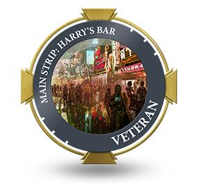 Veteran of Main Strip Harry's Bar