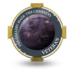 Veteran of The Gallery Maze Chimneys