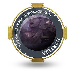 Veteran of The Gallery Maze Passageways