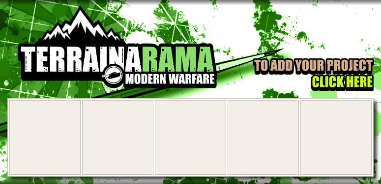 Terrainarama Modern Warfare Gallery