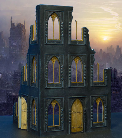 Gamecraft S 28mm Middle Eastern And Gothic Terrain
