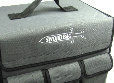 Battlefoam Sword Bag / This new bag goes live tonight at midnight just in time for the.