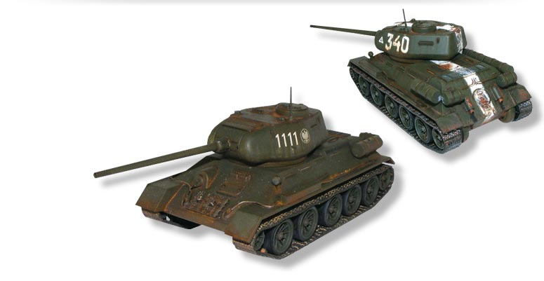 Unboxing: Tank Platoons Of Bolt Action – Part 2 The Russian