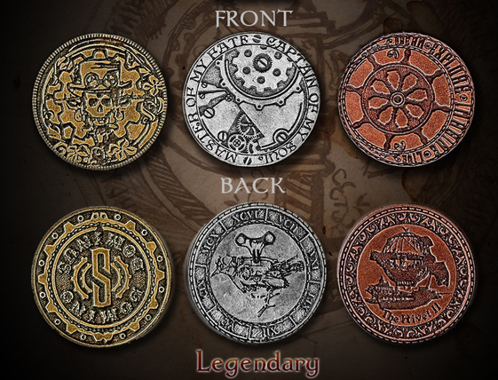 More Themed Coins To Line Your Pockets In Your Games
