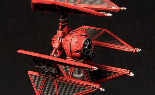 The Imperial Veterans Bring Their TIE Fighter Skills to X-Wing – OnTableTop