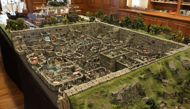 Is This The Most Amazing Dungeons  Dragons Tabletop Ever -5730