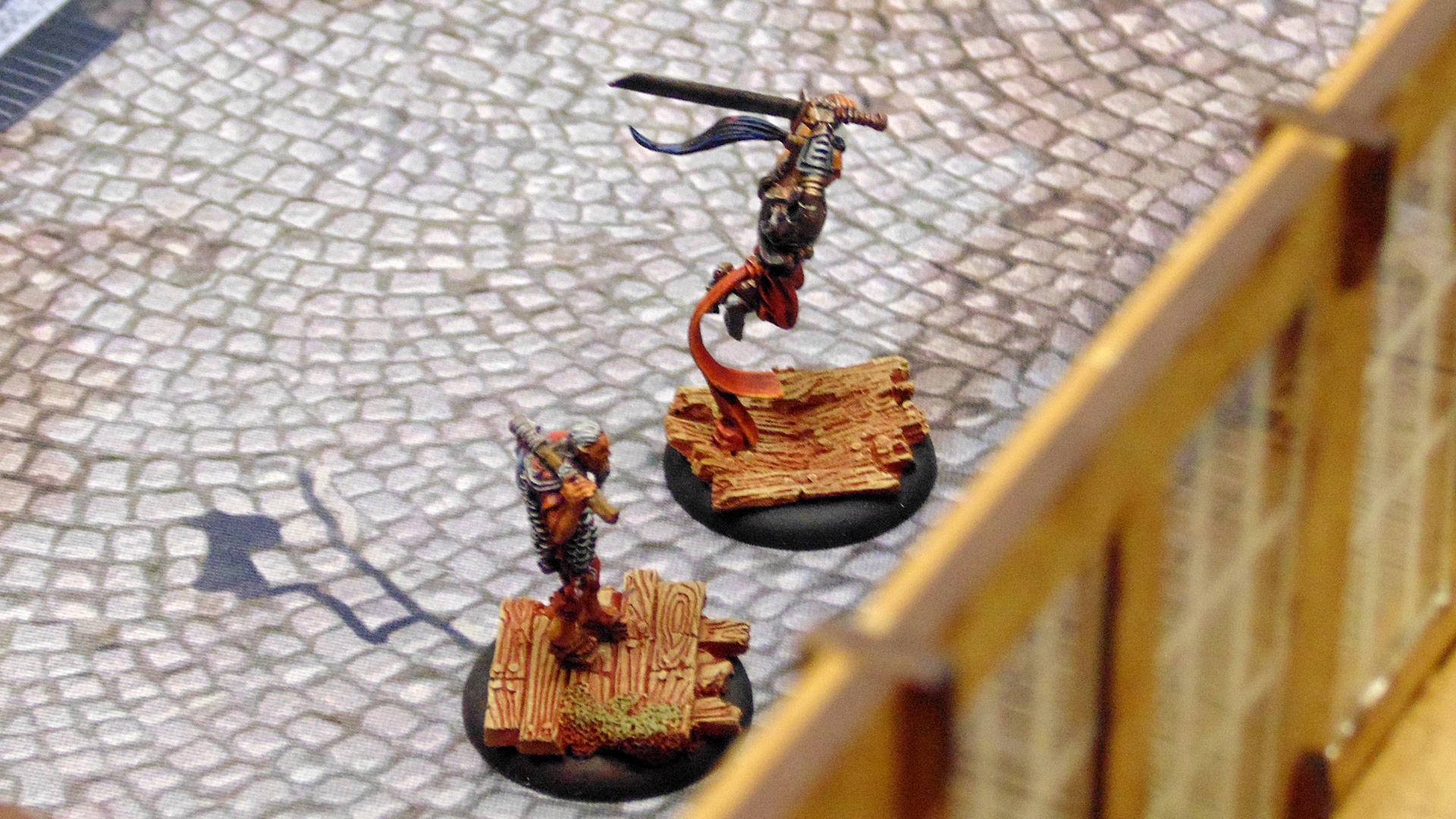 Turn Two Phoenix Gets Into Combat Range Ontabletop