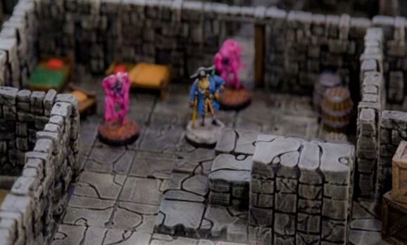 Printable Scenery Is Going On A Rampage On Indiegogo