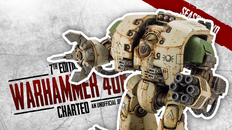 40k Charted: 30k Project - Dreadnoughts
