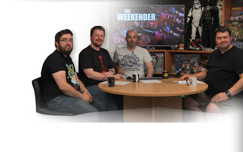 Weekender XLBS: What Are Your Favourite Gaming Scenarios?