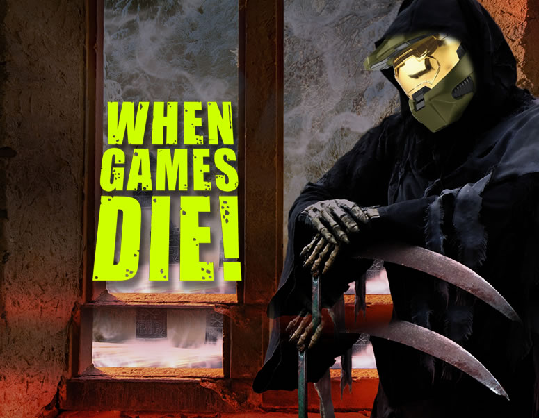 Weekender XLBS: What Can You Do When Your Game Dies?