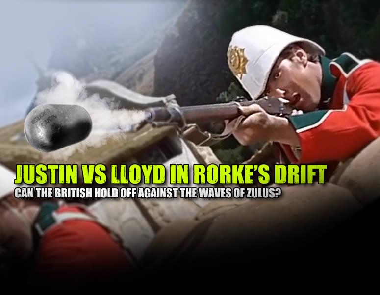 Weekender XLBS: HUGE Hobby Update & Justin Vs Lloyd At Rorke's Drift
