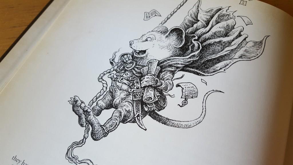 Burrows & Badgers Art #1
