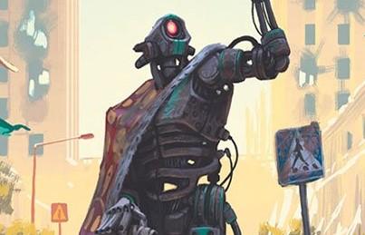 Mutant Year Zero Mechatron Tells The Origin Story Of