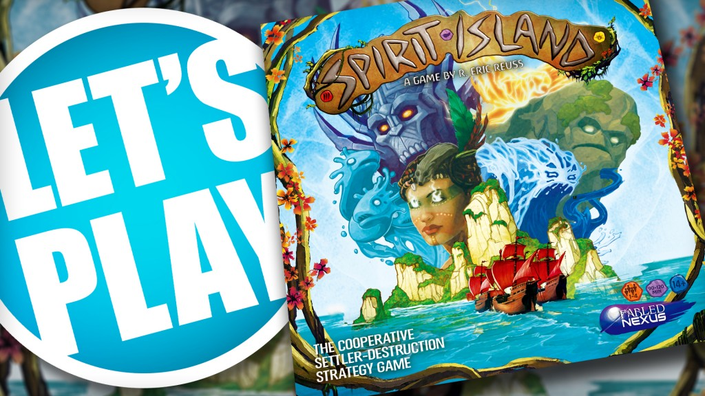 Let's Play: Spirit Island