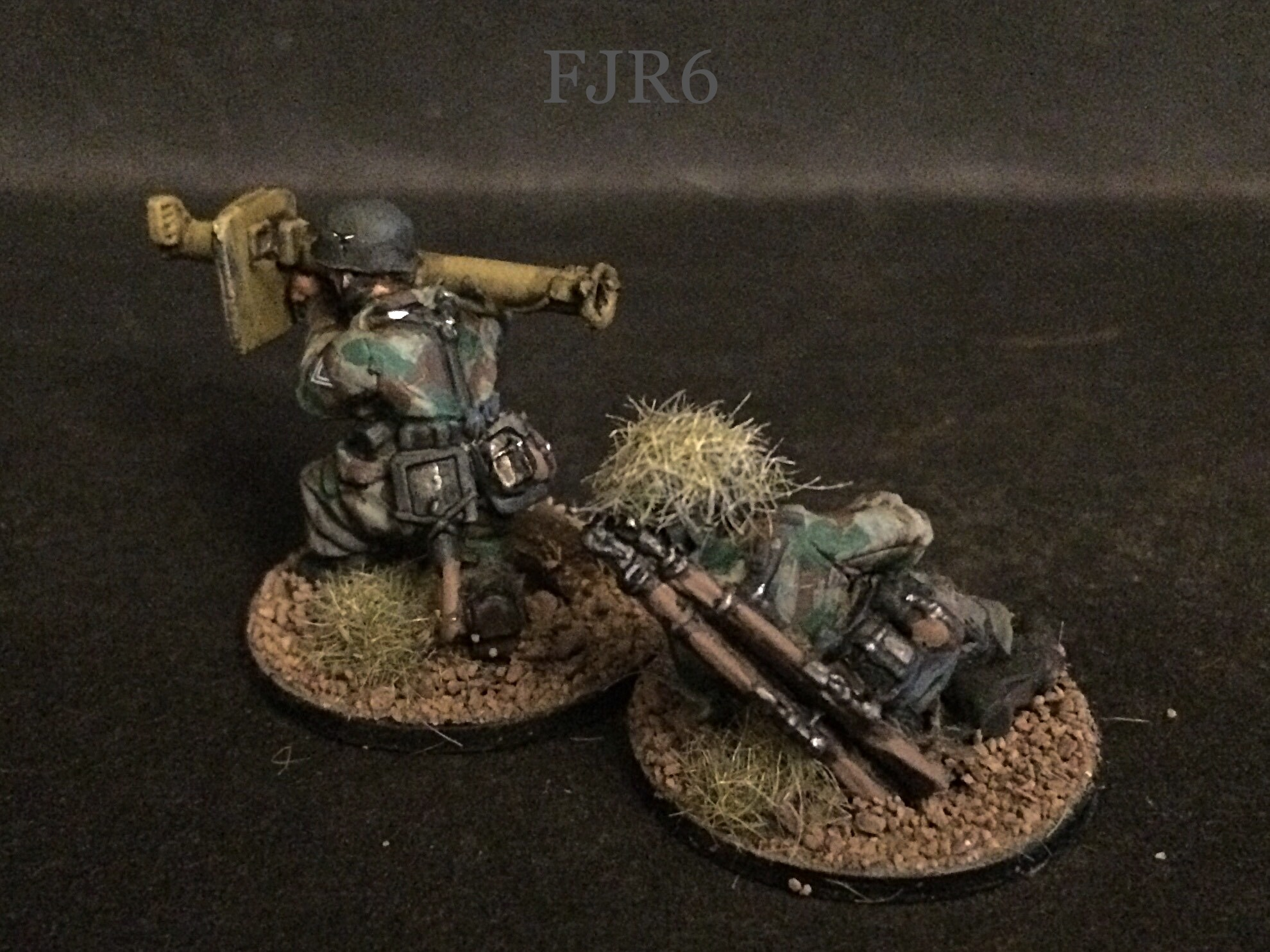 Sniper Amp Panzerschreck Teams Ready For Action Beasts Of War