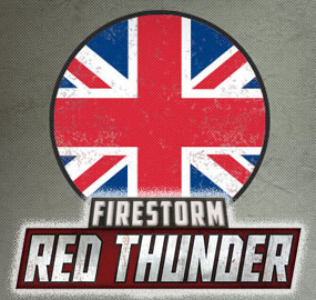 Red Thunder Veteran – British – Colonel