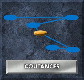 Coutances Clasp (Blue Lane)