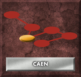 Caen Clasp (Red Lane)