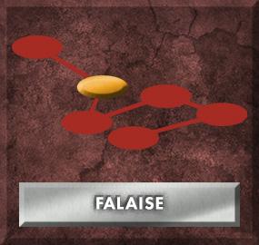Falaise Clasp (Red Lane)