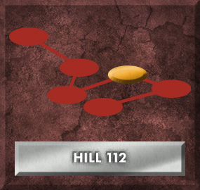 Hill 112 Clasp (Red Lane)