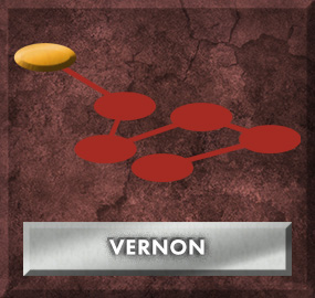 Vernon Clasp (Red Lane)