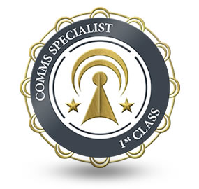 Comms Specialist 1st Class