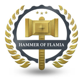 Hammer of Flamia