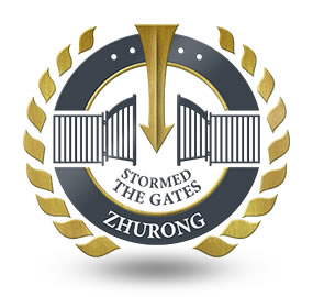 Stormed the Gates of Zhurong