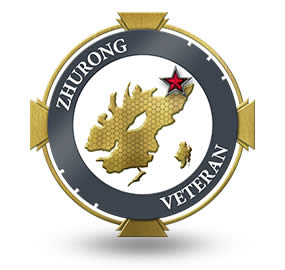 Veteran of Zhurong