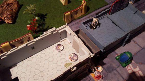 OPERATION HOMEFRONT CONTROL ROOM SEIZURE - Nomad Side