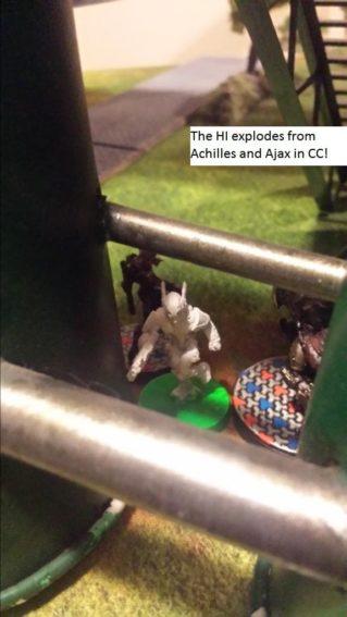 Pan O sends a new Commander