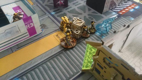 Operation Backlight: Yu Jing Take The Transmitters