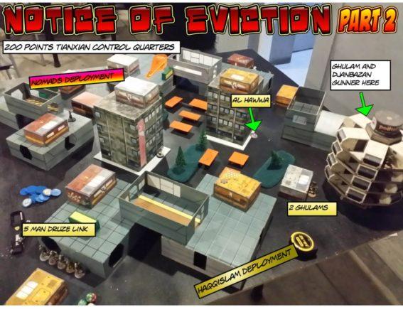 Eviction Served
