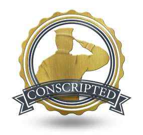 Conscripted