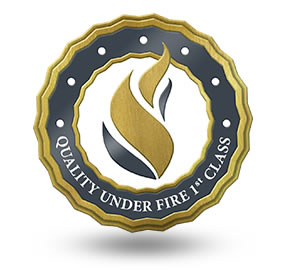 Quality Under Fire 1st Class