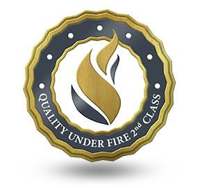 Quality Under Fire 2nd Class