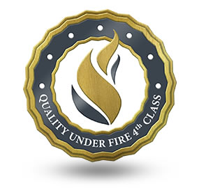 Quality Under Fire 4th Class