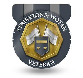 Veteran of Wotan – Rank: Lieutenant Colonel
