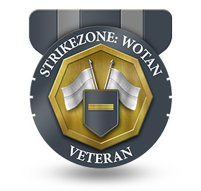 Veteran of Wotan – Rank: Lieutenant