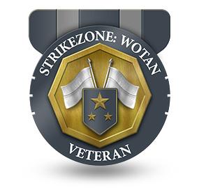 Veteran of Wotan – Rank: Major General