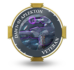 Veteran of DAWN-01 Aplekton