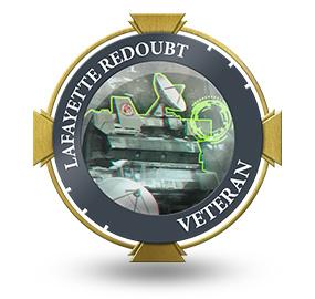Veteran of Lafayette Redoubt