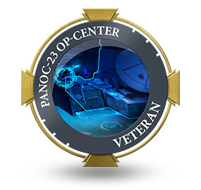Veteran of Panoc-23 Op-Center