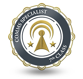 Comms Specialist 7th Class