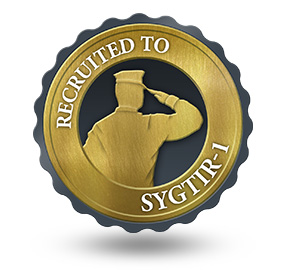 Recruited to Sygtir-1